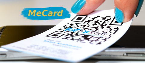 What is a MeCard?