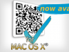 QR Code Generator plug-in available for MAC OS X