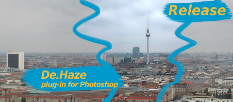 RELEASE: De.Haze Plugin 1.0.0 for Adobe Photoshop (Windows)